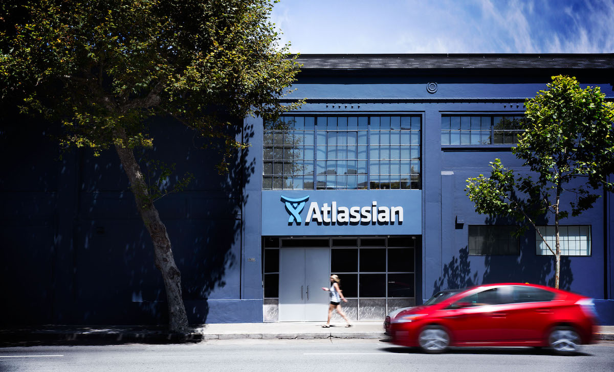Atlassian San Francisco, 1098 Harrison Street