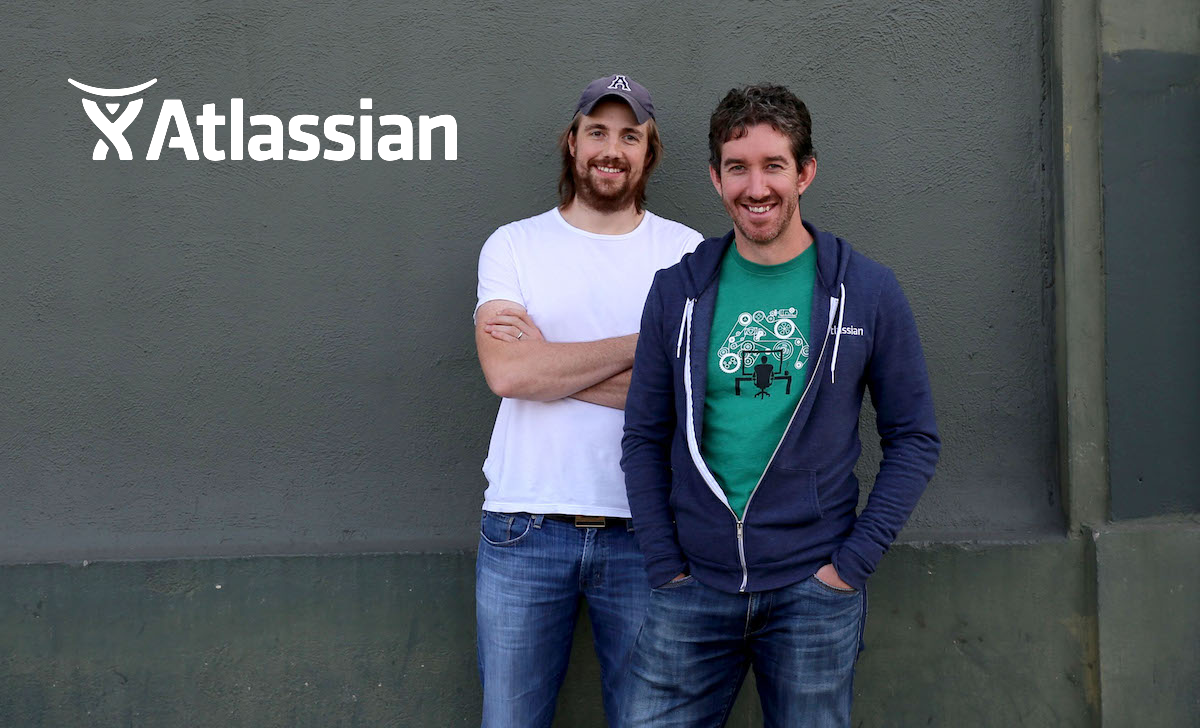 Mike Cannon-Brookes et Scott Farquha, Atlassian