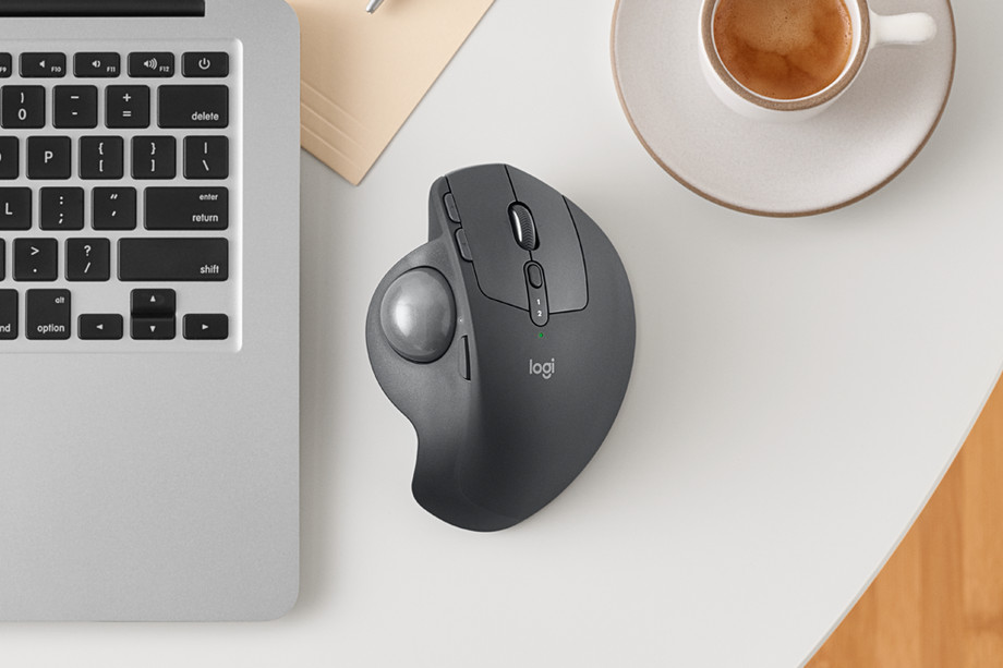 MX Ergo Trackball.