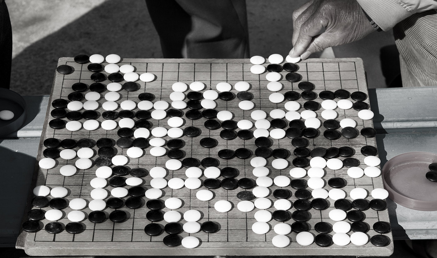 Game of Go.