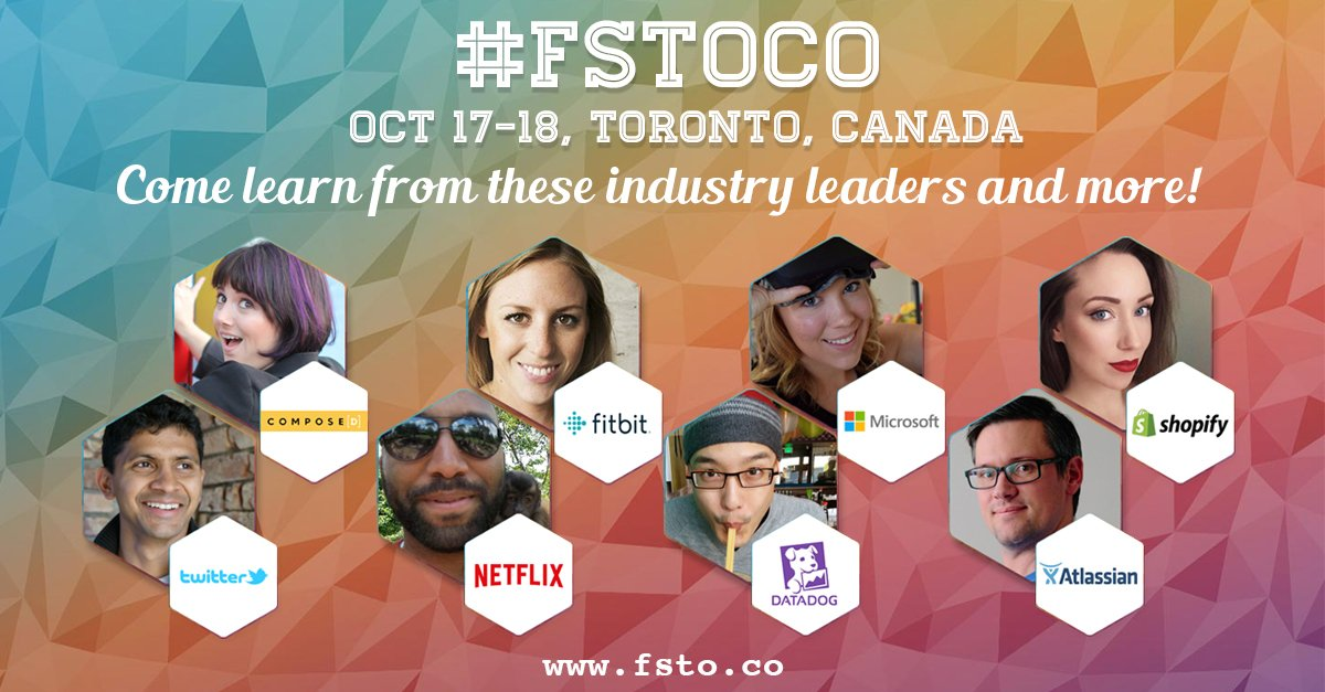 #Fstoco, by Full Stack Toronto.