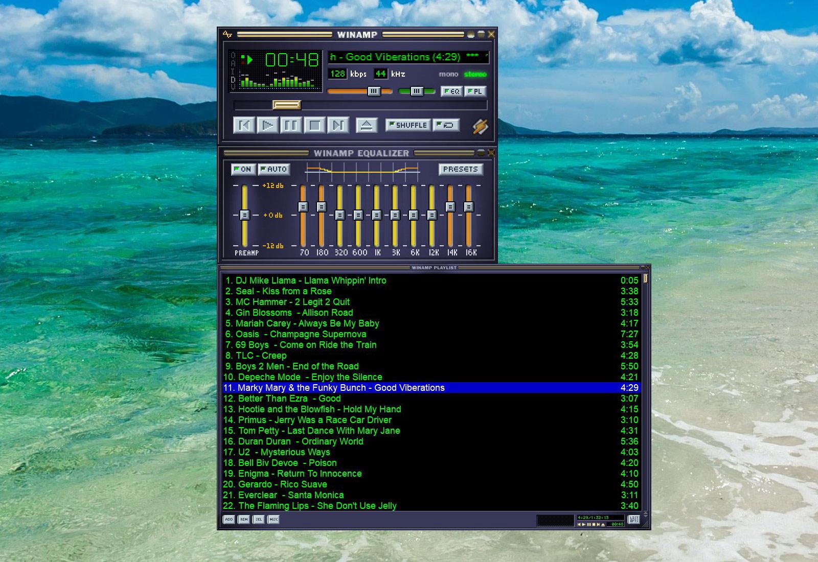 winamp player free download 2010