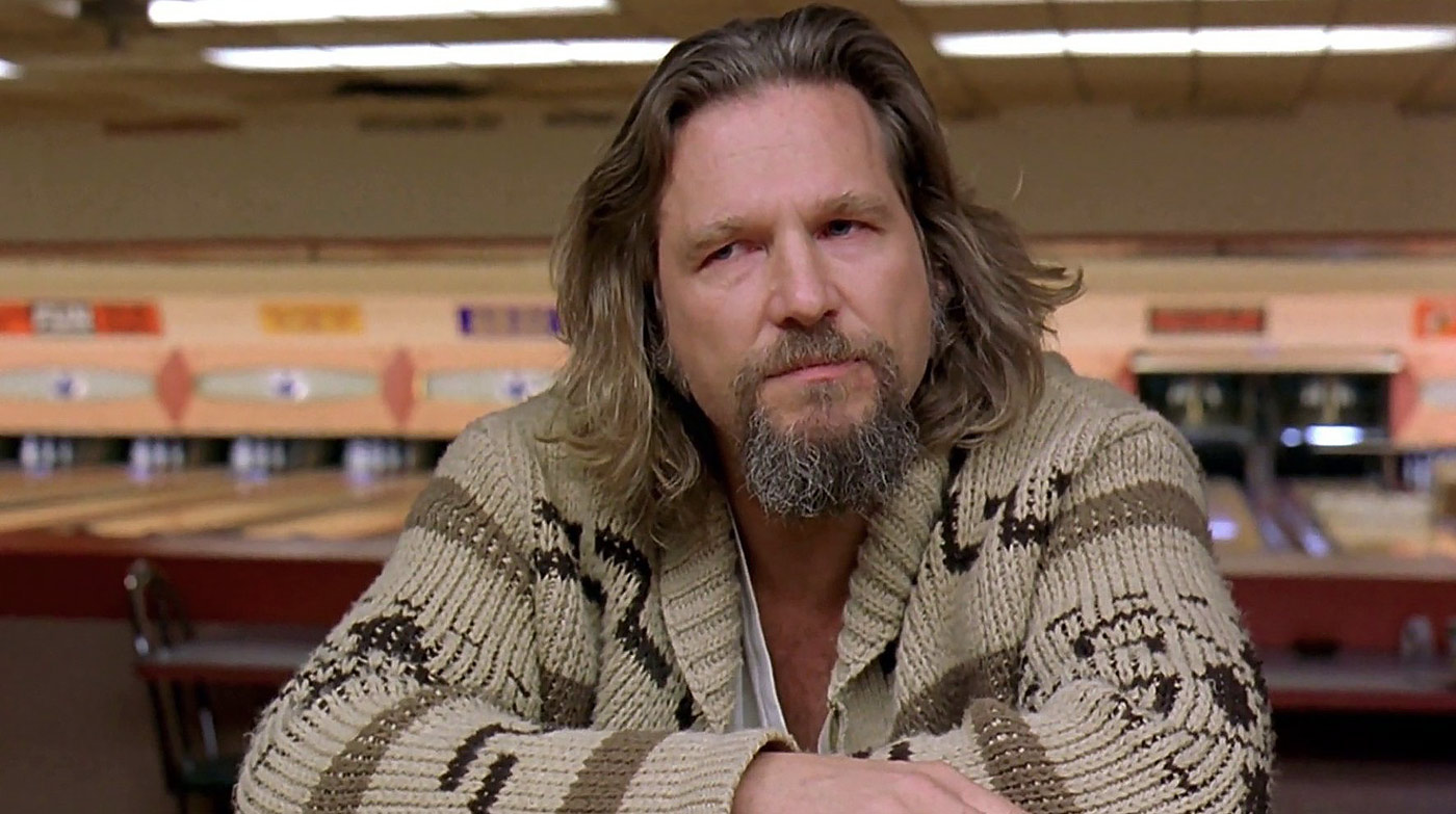 "Jeffrey ""The Dude"" Lebowski."