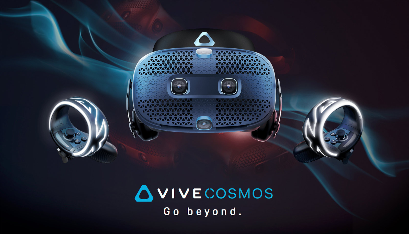 HTC Vive Cosmos VR.