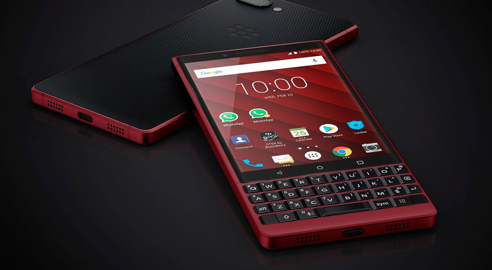 BlackBerry Key2.
