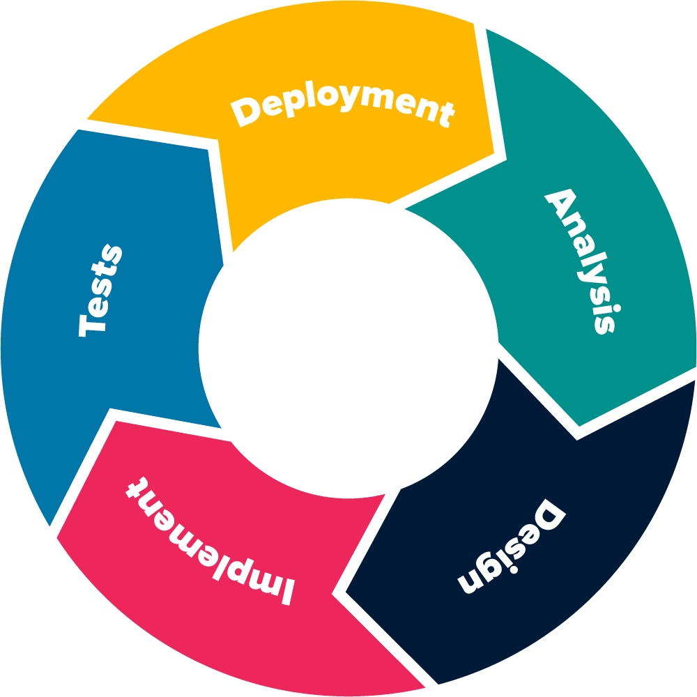 Development cycle.