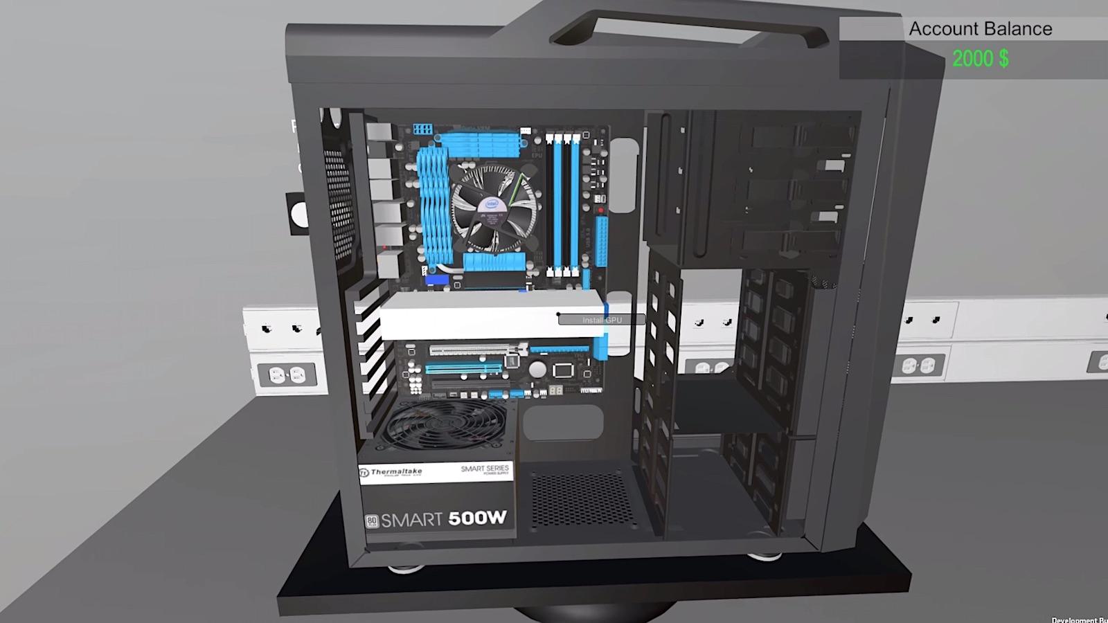 Pc building simulator blog spiria for Design your own house simulator