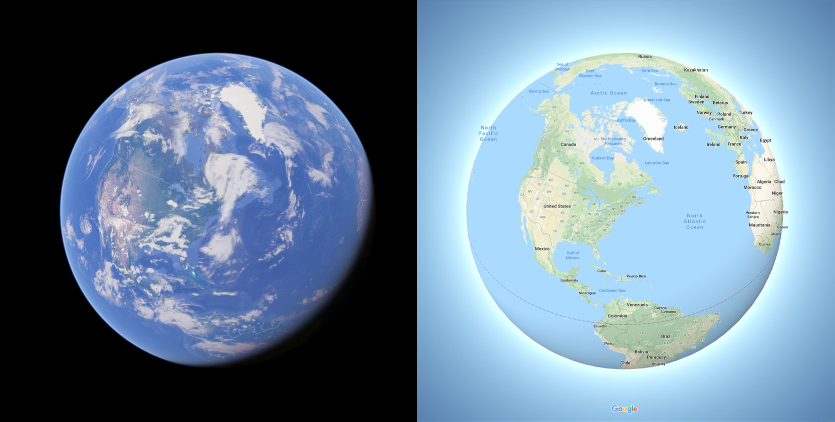 Earth no longer flat in Google Maps   Blog   Spiria on google states, google names of people, google body parts, google things, google sources of revenue, google feelings, google collections, google clip art, google polygons, google scenes, google word art, google monuments, google nature landscapes, google for women, google operators,