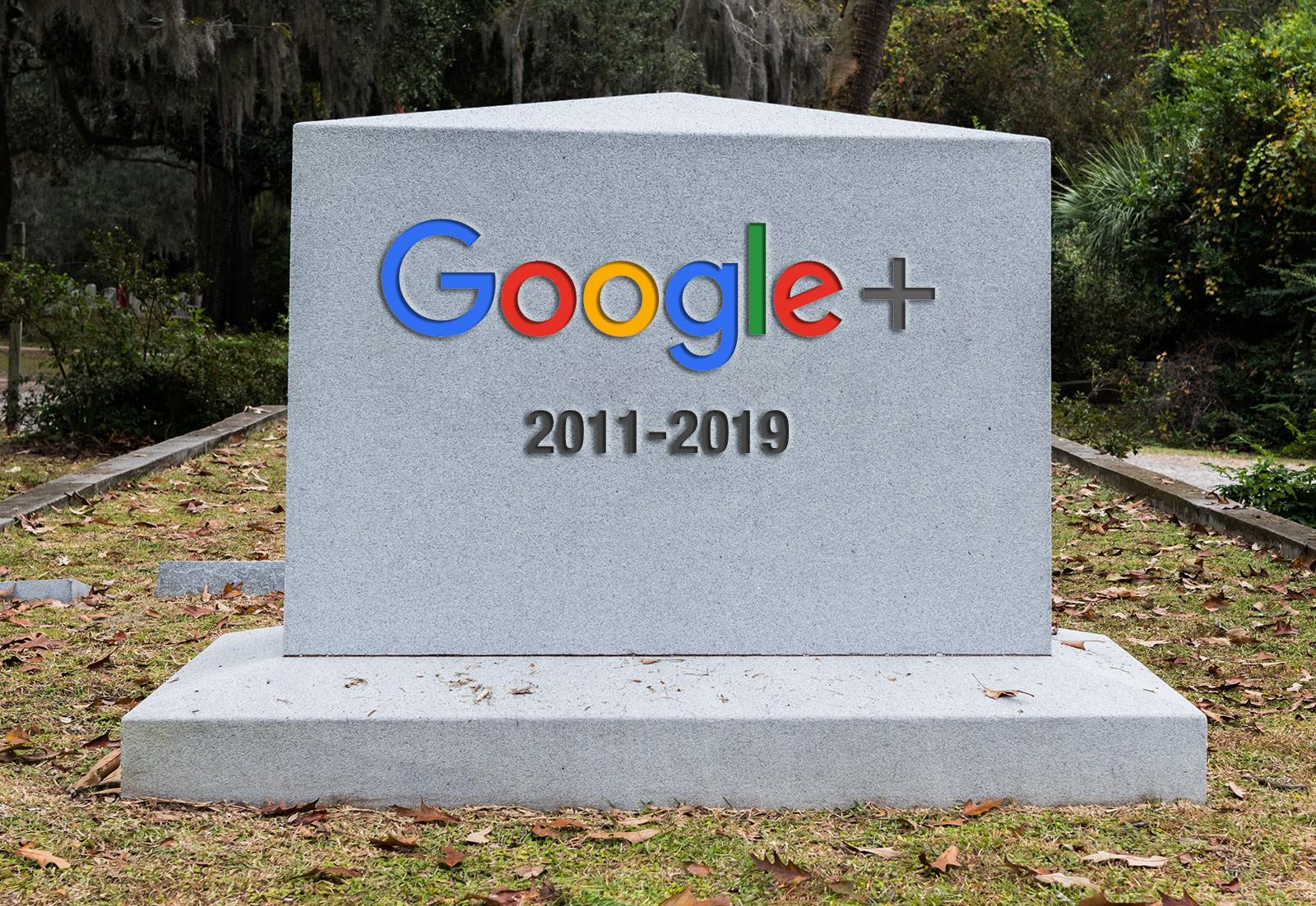 Мода на социальные сети прошла, Google закрывает Google+