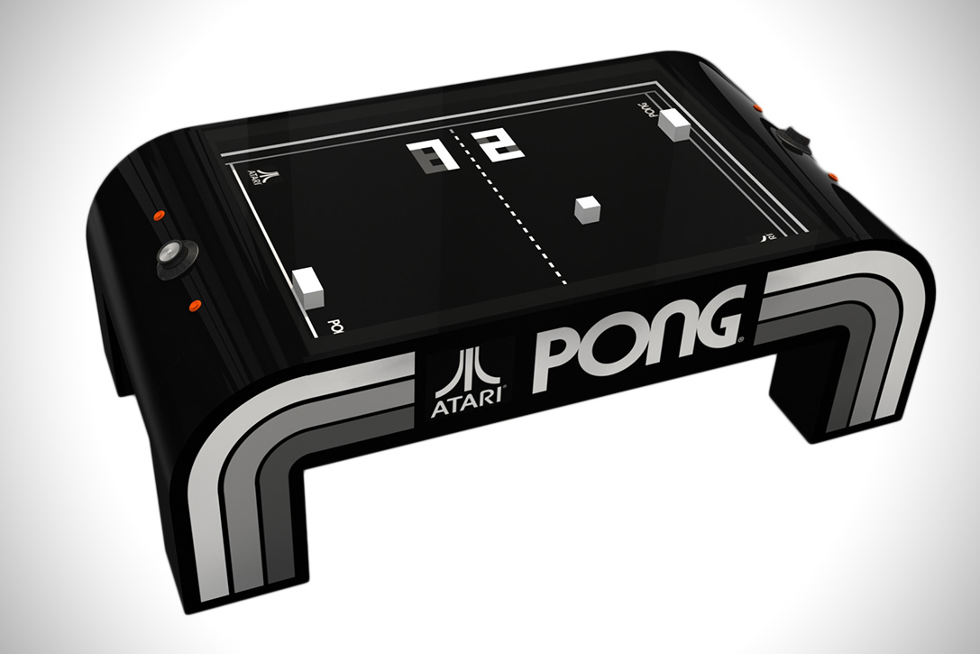 Pong Tabletop Game