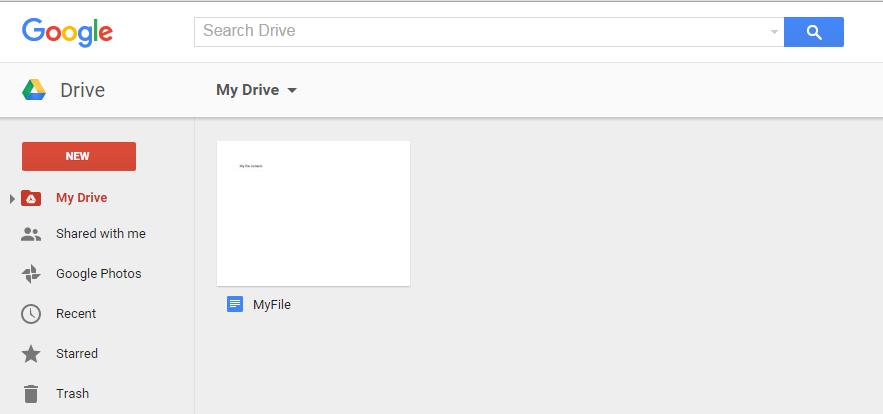 Google Drive API with  NET, an alternative to Azure Blob