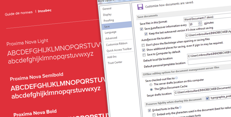 Font-related Problems and How to Avoid Them | Blog | Spiria