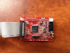 Olimex STM32-H152 ARM Microcontroller development with ChibiOS/RT